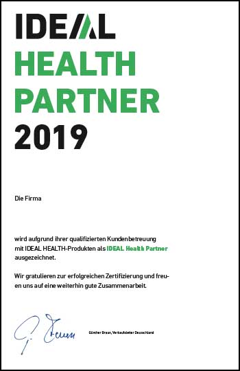 IDEAL Health Partner