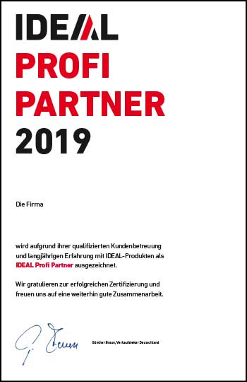 IDEAL Profi Partner